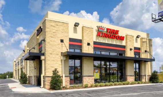 Landes Group Dallas Texas Real Estate Acquires Winter Park FL Tire Kingdom