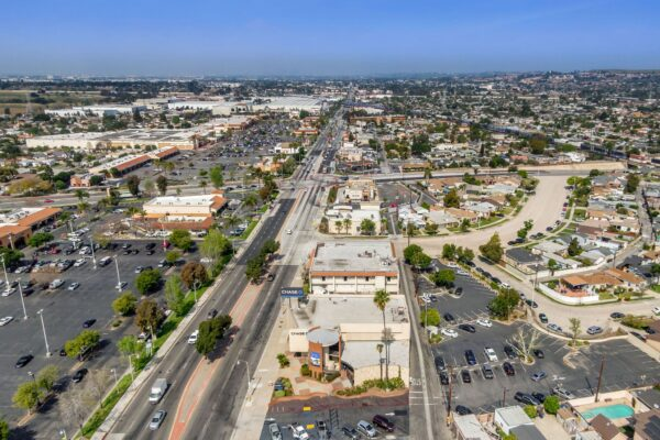 Aerial Chase Property Listing California 1